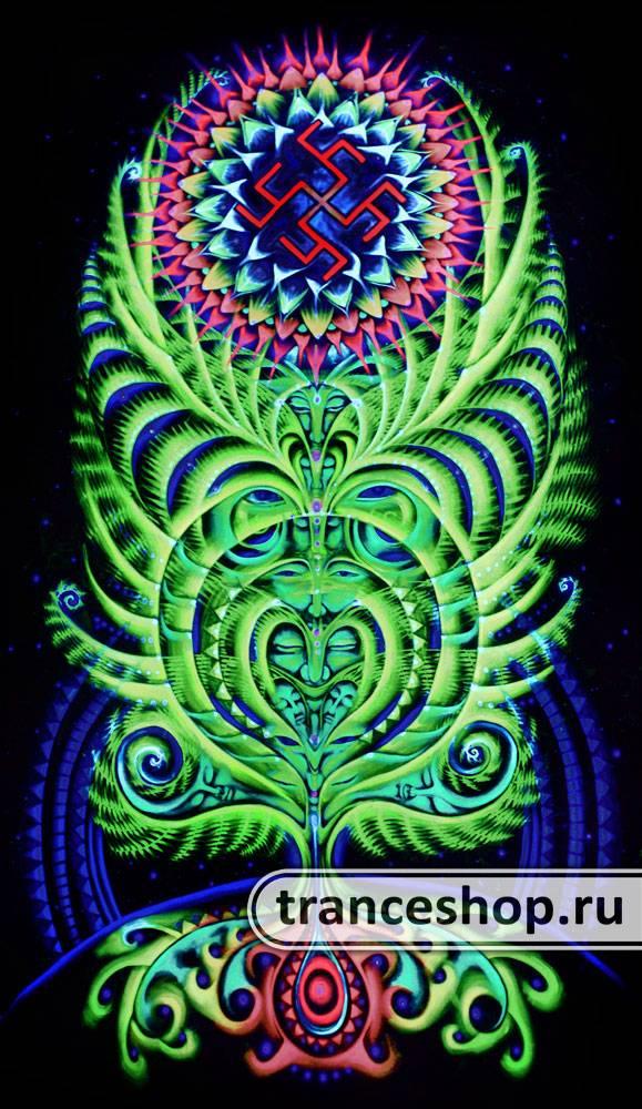 Цветок папоротника — мощный славянский оберег