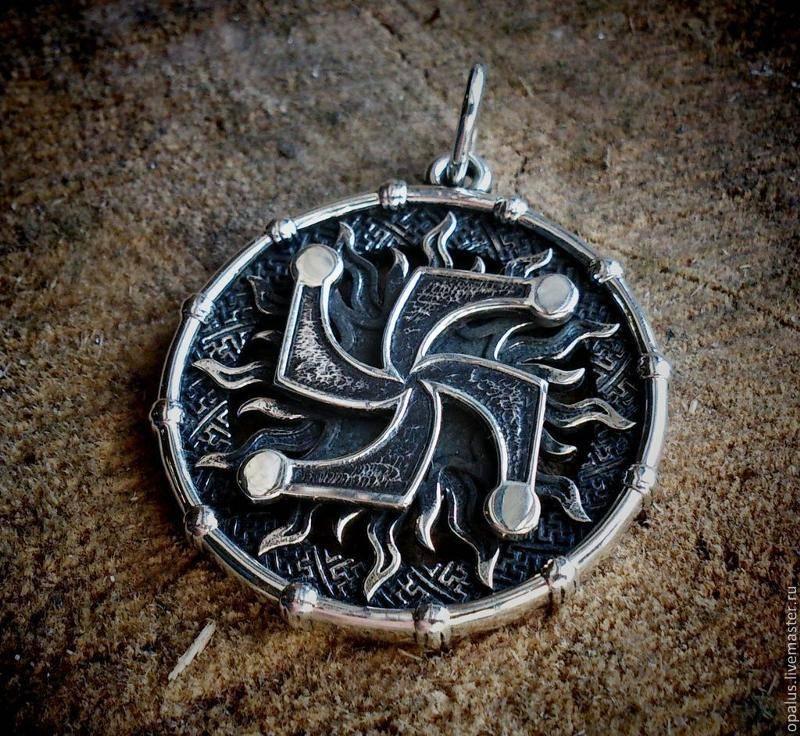 Символ бога рода: история, действие, кому подойдет | славяне