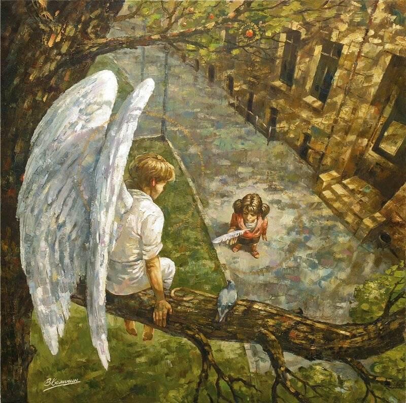 Сколько может быть ангелов хранителей у человека