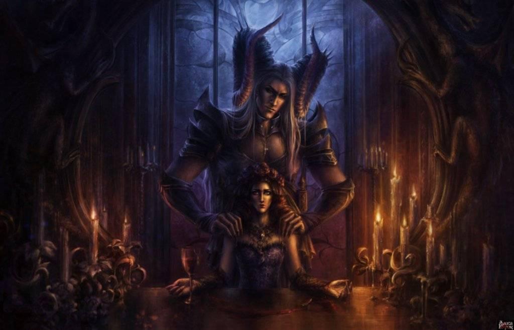 Князь демонов Асмодей — один из сильнейших в Аду