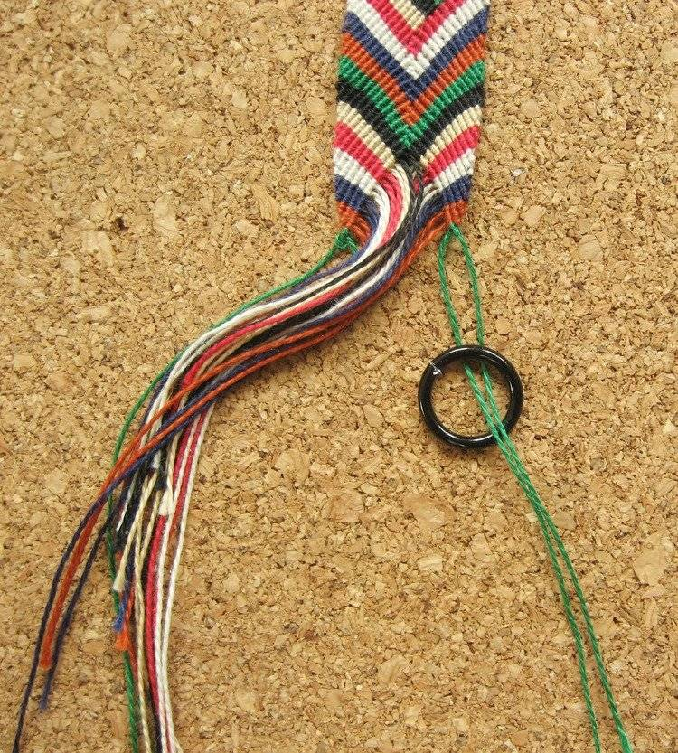 Фенечки из мулине своими руками со схемами для начинающих, фото и видео
