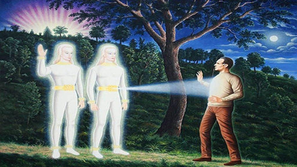 Как видеть ангелов. реальные истории людей (дорин верче, 2008)