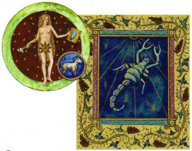 Что означает венера в скорпионе у мужчины