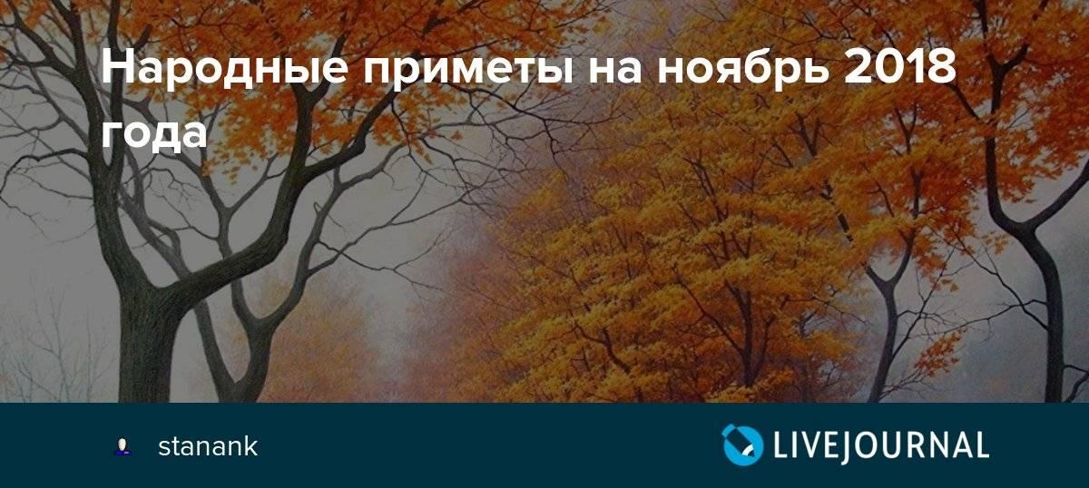 Русские народные приметы на каждый день