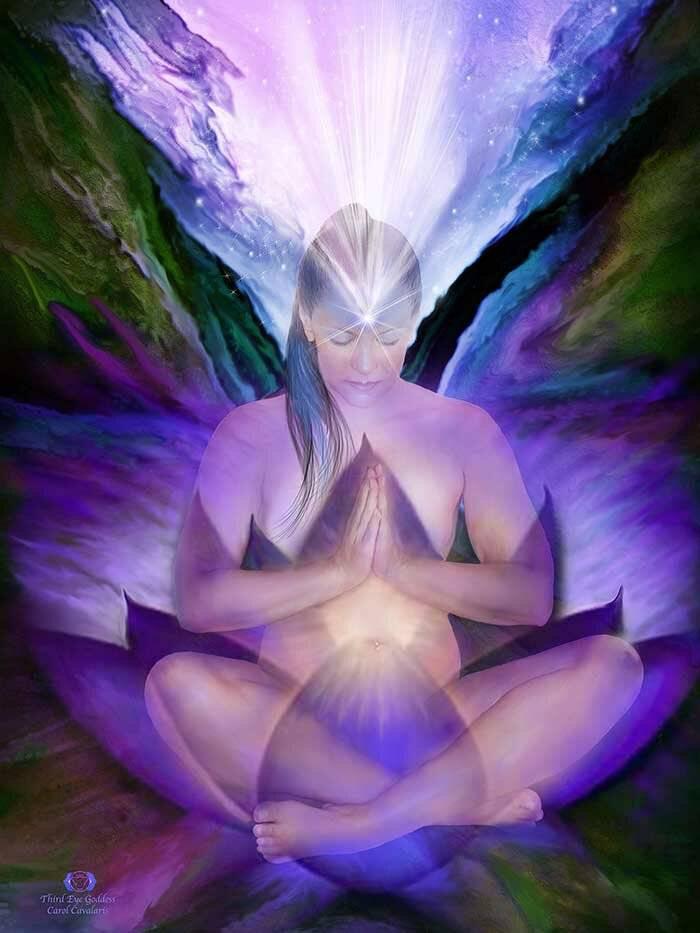Действенная медитация на привлечение любви и счастливых событий в свою жизнь