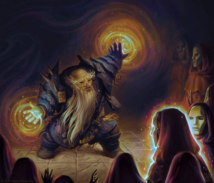 Виды и формы магии
