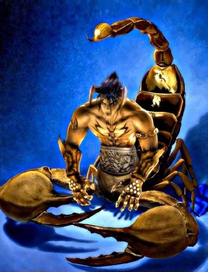Как завоевать мужчину скорпиона: простые советы психологии
