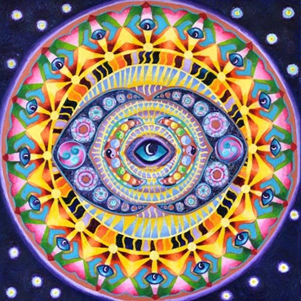 Массаж третьего глаза - причины, диагностика и лечение