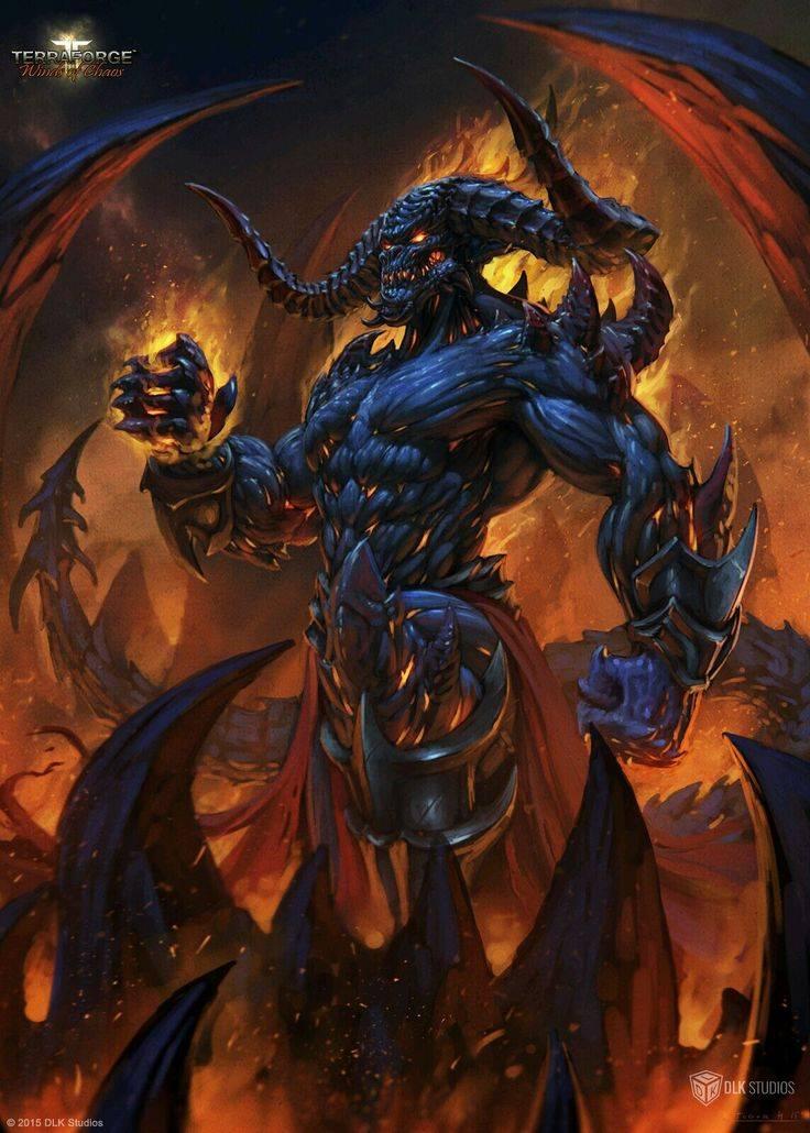Виды демонов по источникам средневековья и современности