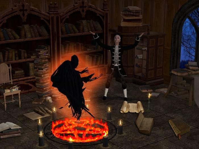 Вызов духов в домашних условиях - обряды