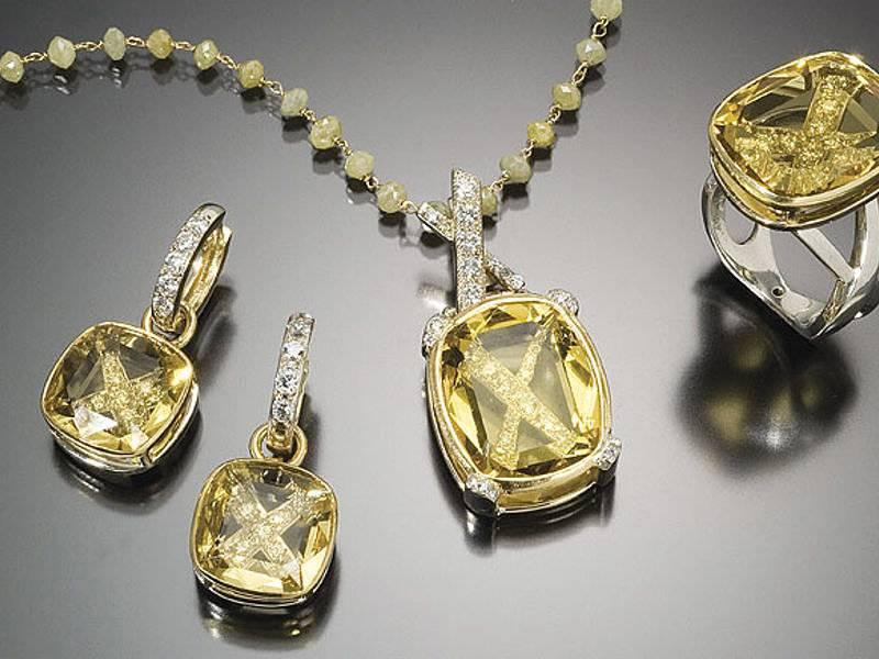 Берилл камень — фото украшения, свойства