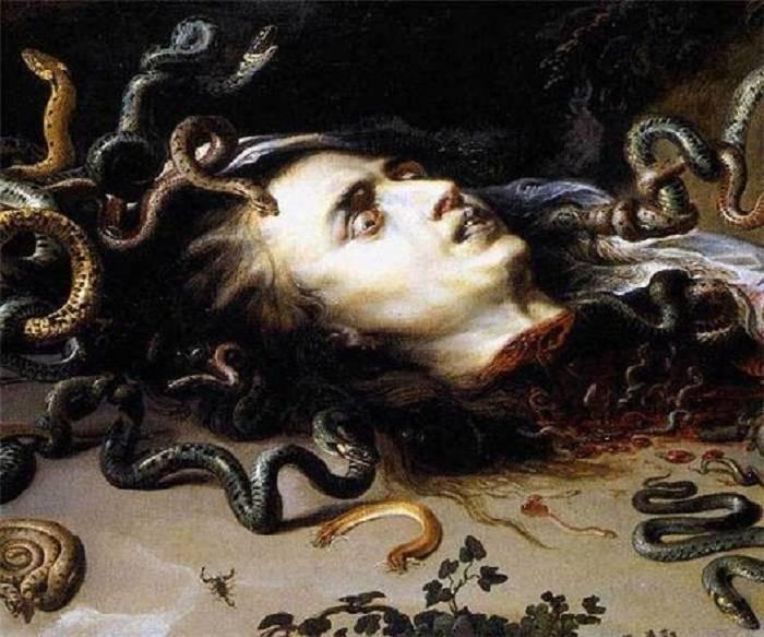 Персей убивает горгону медузу. легенды и мифы древней греции (кун) — читать онлайн