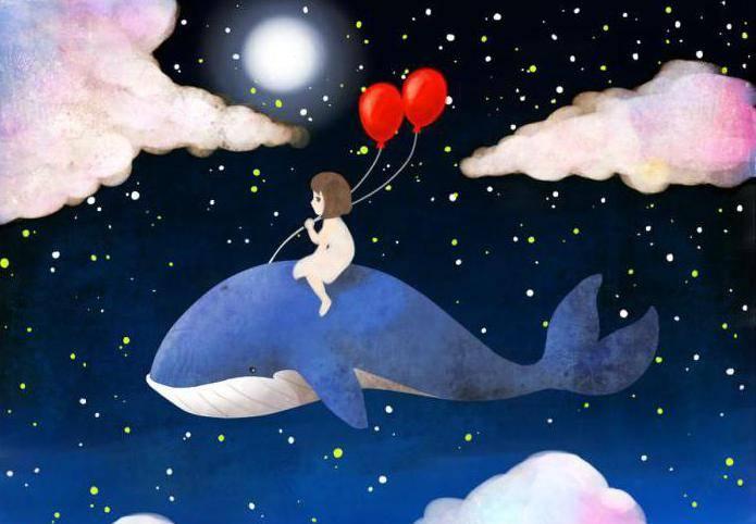 К чему снится кит.сон кит в море или большой кит в воде снится женщине