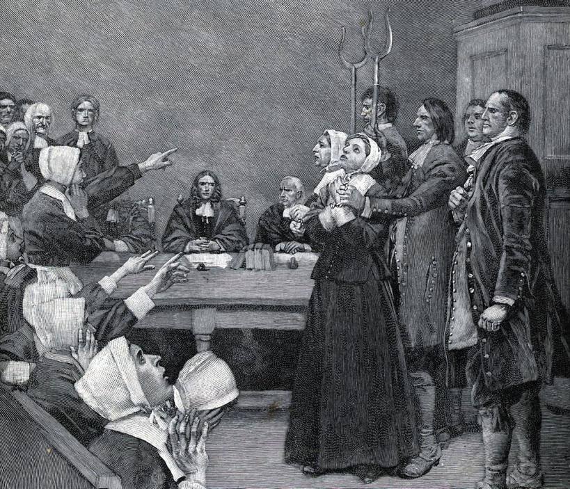 Обряды посвящения в ведьмы - 3 основных способа