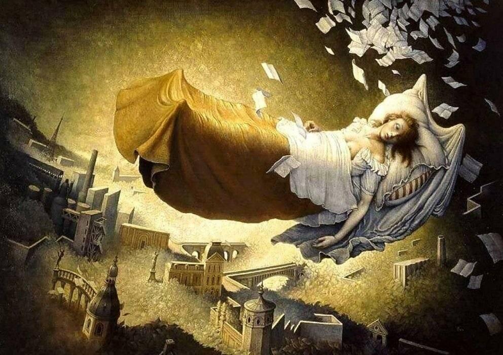Сонник - ведьма к чему снится ведьма во сне приснилась