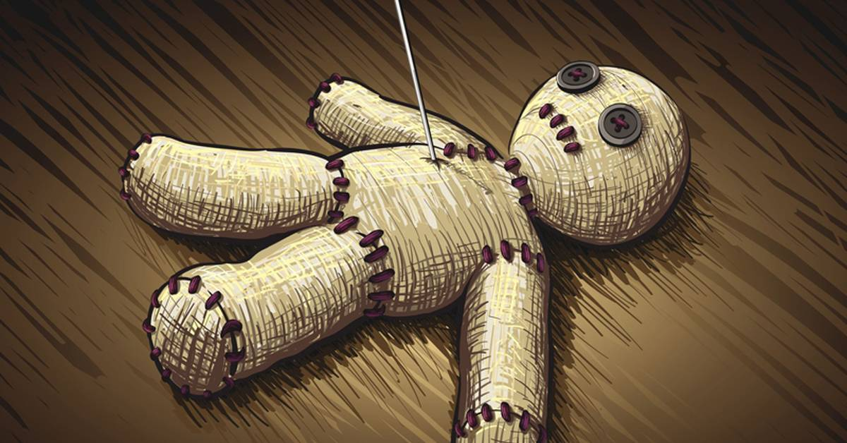 Как изготовить куклу вуду для смертельного ритуала