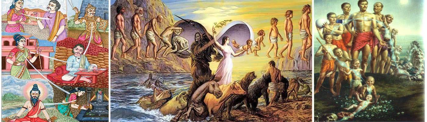 Как происходит реинкарнация? - тайны... - медиаплатформа миртесен