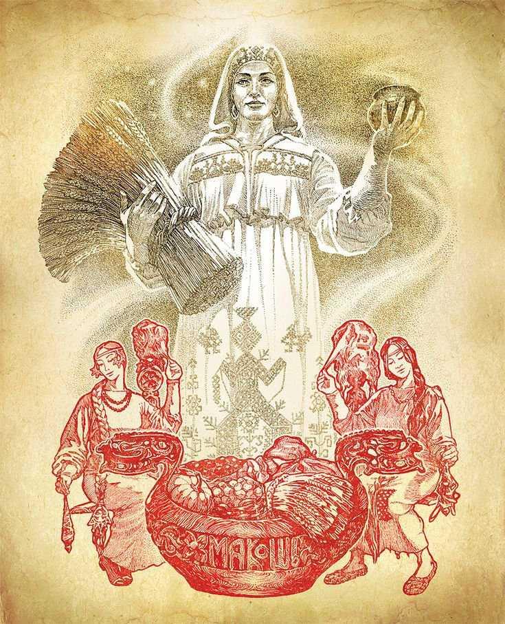 Звезда лады богородицы: свойства и особенности женского оберега