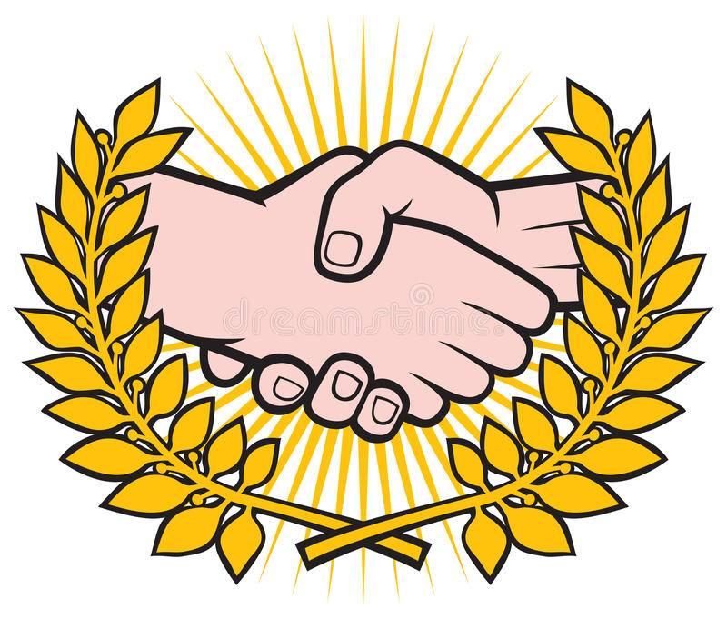 Знак дружбы всех стран