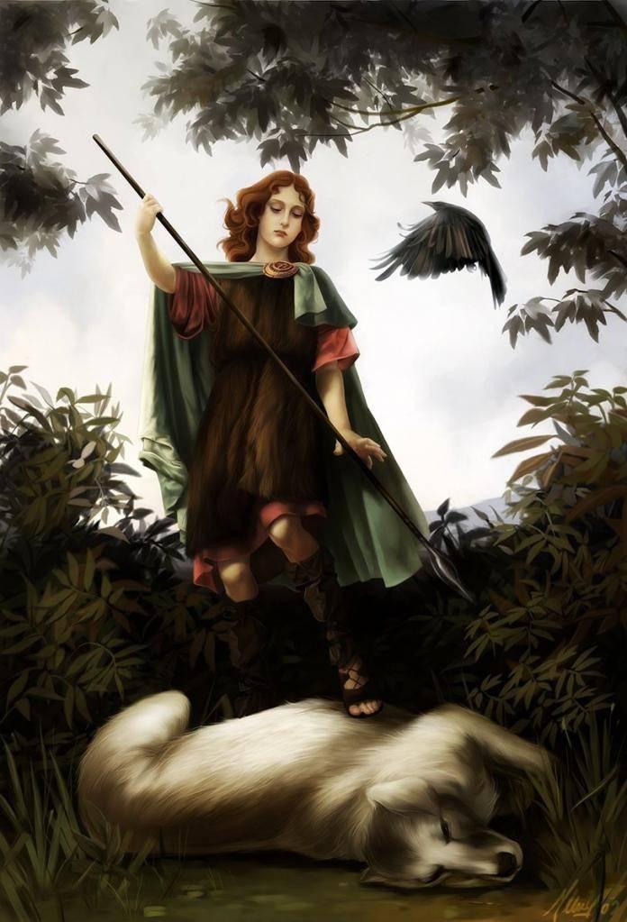 Фейри – фантастический народ из кельтских легенд