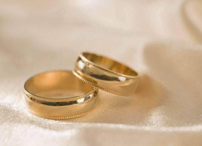 Приметы о свадебных кольцах