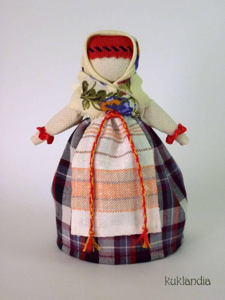 Создание куклы берегини своими руками