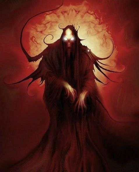 Аббадон (аваддон, абаддон, апполион) - демон разоритель, упоминания в библии