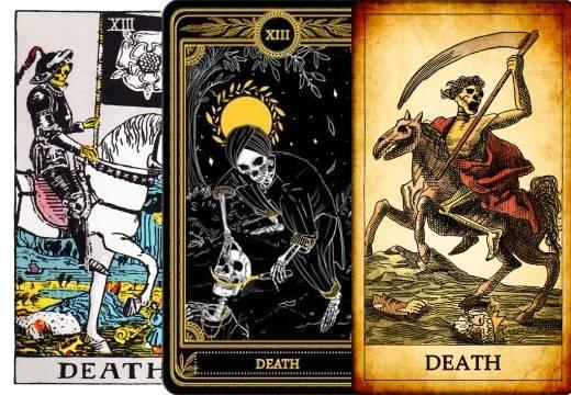Старший аркан смерть