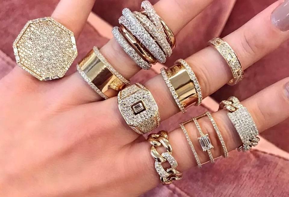 Выпал камень из кольца - что делать (примета, к чему выпадает бриллиант из кольца)