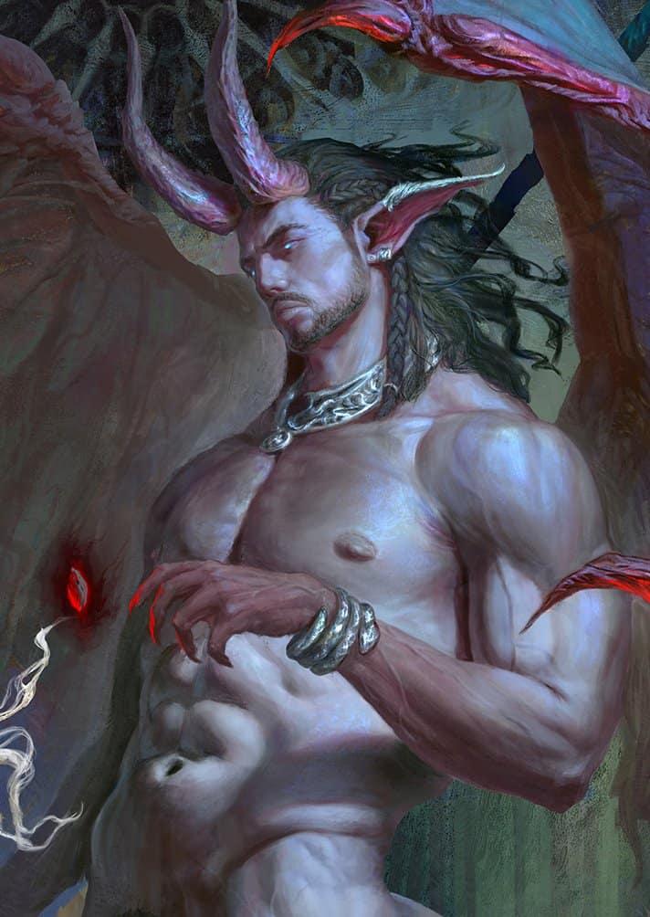 Какой сильный из демонов