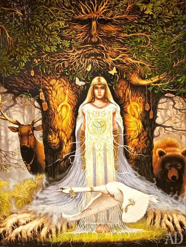 Бог солнца у славян: имя, фото. бог солнца в славянской мифологии
