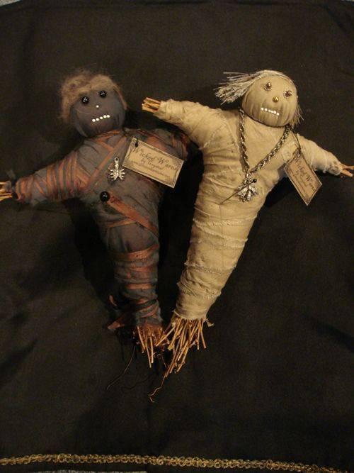 9 приворотов по кукле вуду: как сделать самостоятельно?