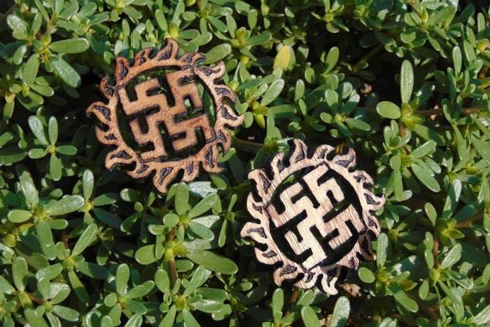 Значение славянского символа цветок папоротника (перунов цвет)