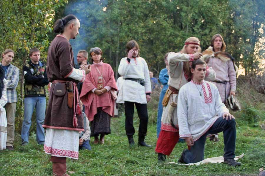 Обычаи и традиции древних славян
