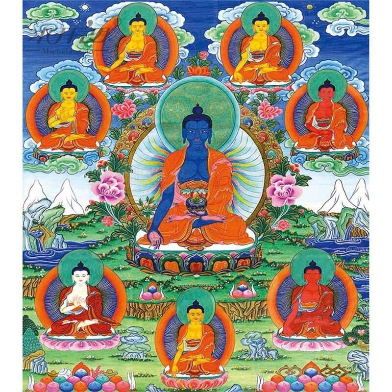 Избавление от болезней мантрой будды медицины