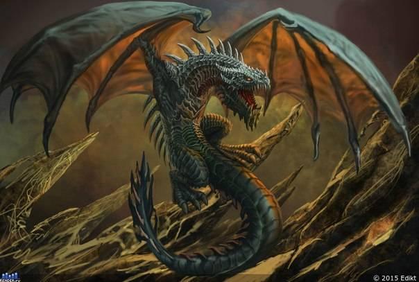 Легенды о драконах | виверны