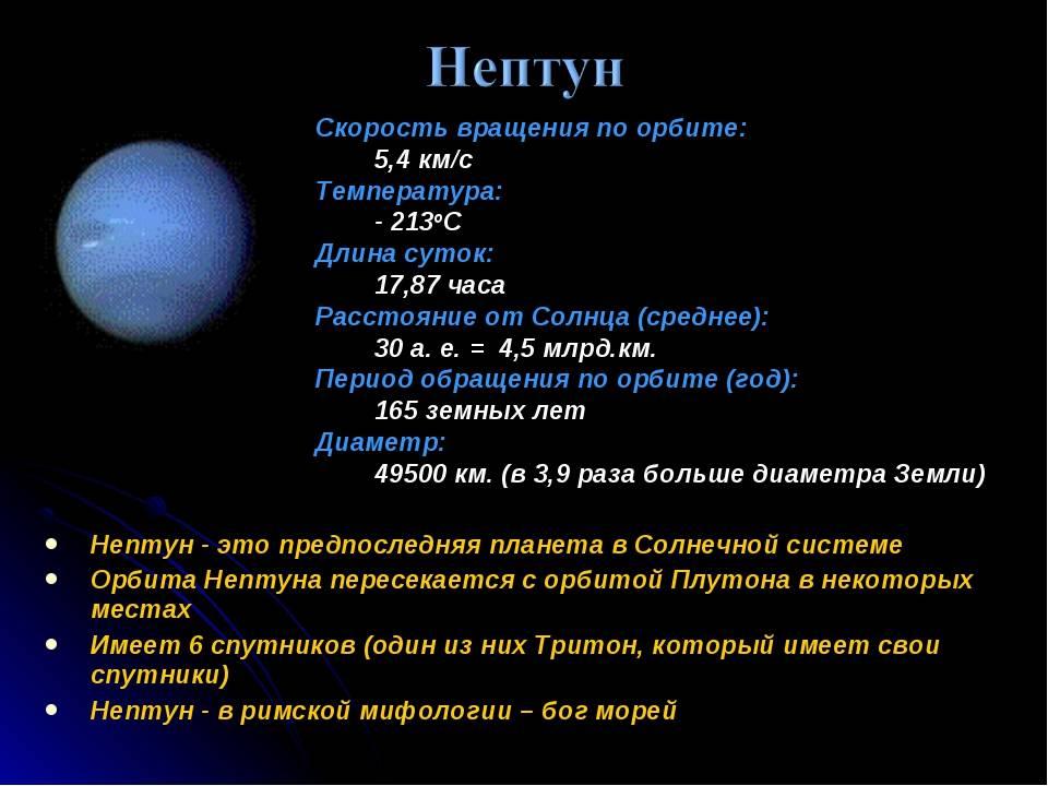 Планеты солнечной системы по порядку для детей: расположение