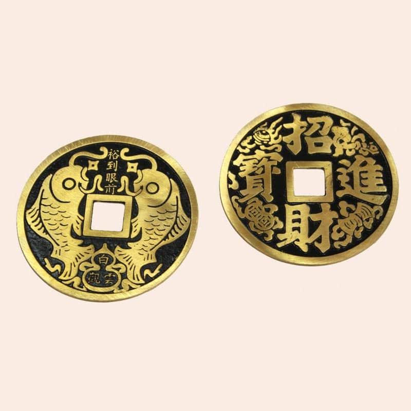 Китайские монеты: название, описание , фото