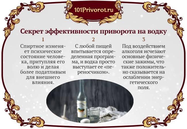 Заговоры от пьянства в домашних условиях