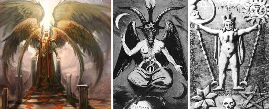 В чем разница между люцифером и сатаной