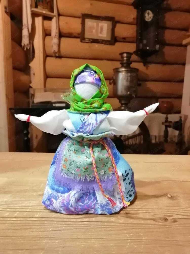 Кукла берегиня своими руками: пошаговая инструкция по изготовлению