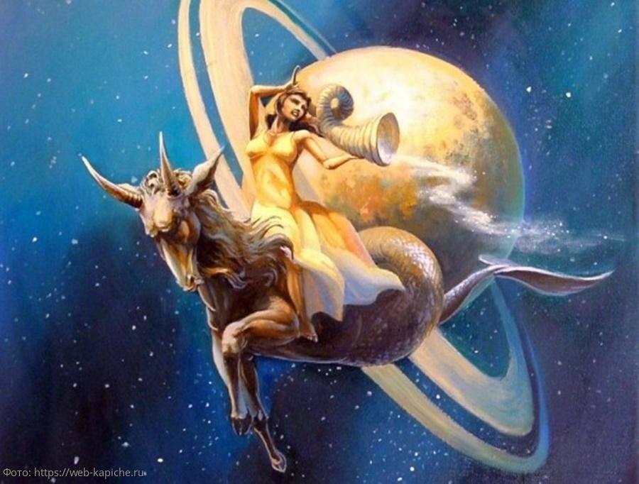 Сатурн в козероге  (2018–2020) - прогноз по знакам зодиака