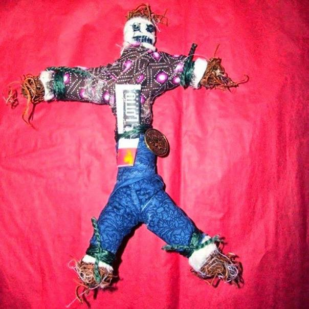Как сделать куклу вуду - пошаговая инструкция + ритуалы и заклинания