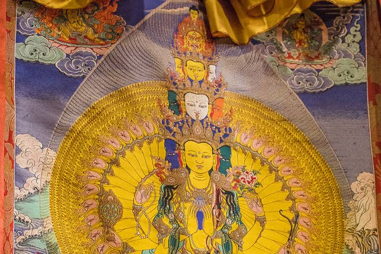Путь бодхисаттвы. сущность буддизма