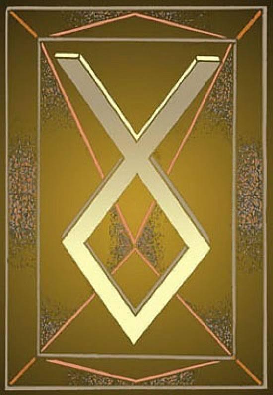 Руна одал: описание, значение и трактование – как правильно использовать