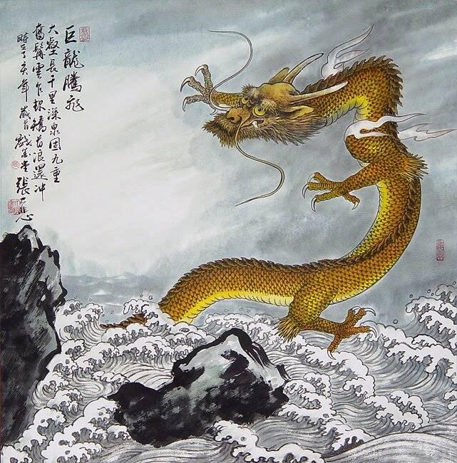 Символ дракон в фэн шуй: значение, описание и расположение в доме