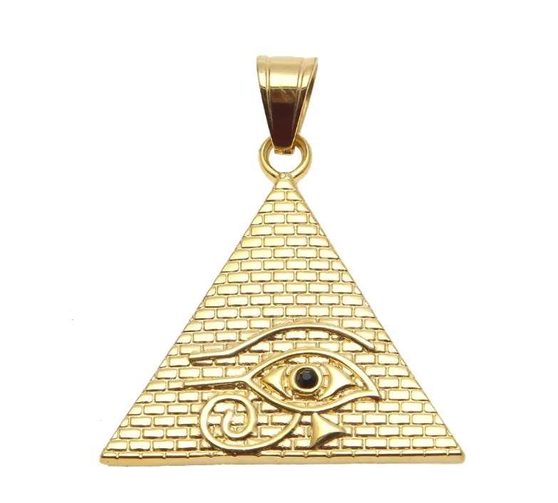 Значение пирамиды с глазом по фэн-шуй