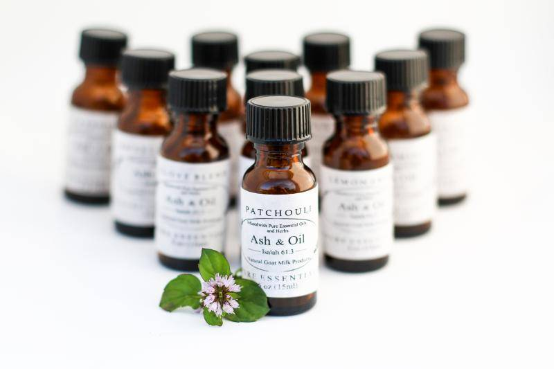 Эфирное масло пачули - 9 способов применения и 9 рецептов