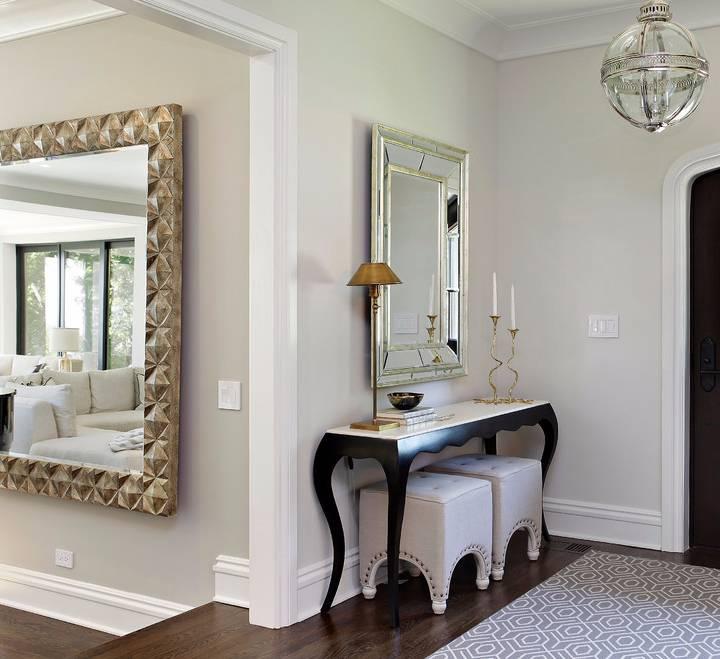 Как разместить зеркало в прихожей по фен-шуй - привлекаем в дом энергию