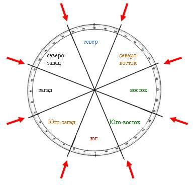 Как определить стороны света. 7 способов
